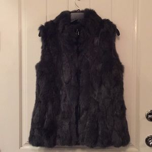 Fur ladies Vest